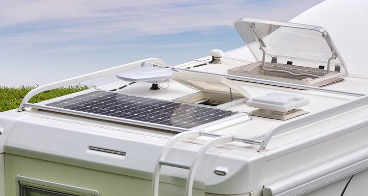 Motorhome-Solar-Panels